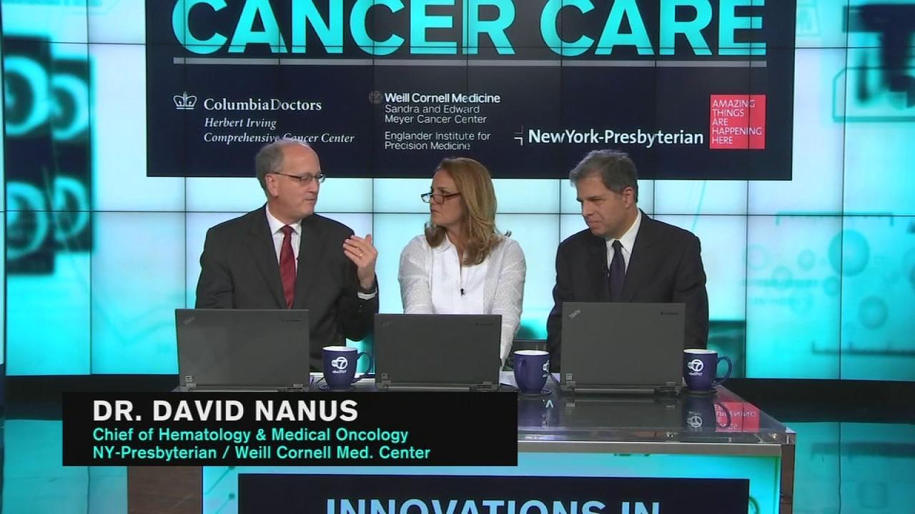 Cancer Care: The Next Generation | abc7ny com