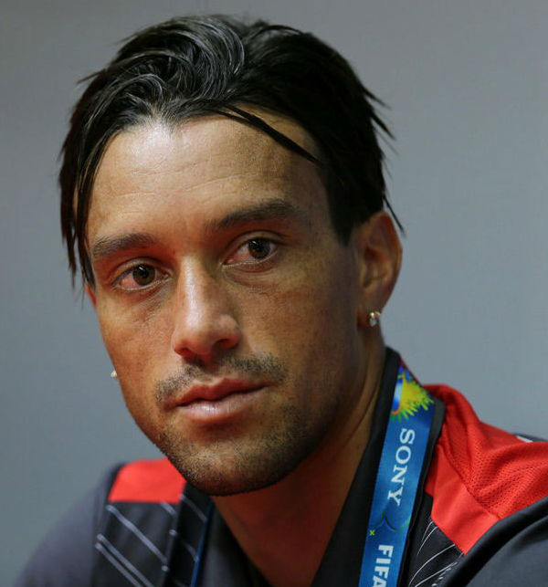 """<div class=""""meta image-caption""""><div class=""""origin-logo origin-image """"><span></span></div><span class=""""caption-text"""">COSTA RICA: Christian Bolanos looks as good during press conferences as he does on the field.</span></div>"""