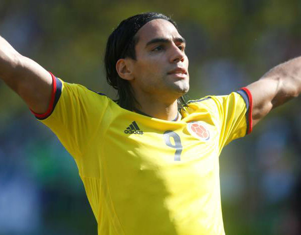 """<div class=""""meta image-caption""""><div class=""""origin-logo origin-image """"><span></span></div><span class=""""caption-text"""">COLOMBIA: Radamel Falcao may have better hair than you, which is one reason to love this Colombian cutie pie. (Photo/Oscar Diaz Acosta)</span></div>"""