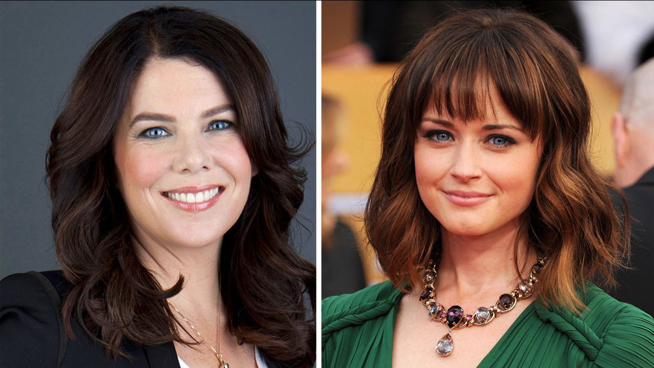Gilmore Girls - Alexis Bledel, Lauren Graham