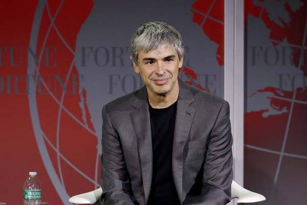 <div class='meta'><div class='origin-logo' data-origin='AP'></div><span class='caption-text' data-credit='AP Photo/Jeff Chiu'>No. 9: Larry Page, of Google, is worth $38.5B.</span></div>