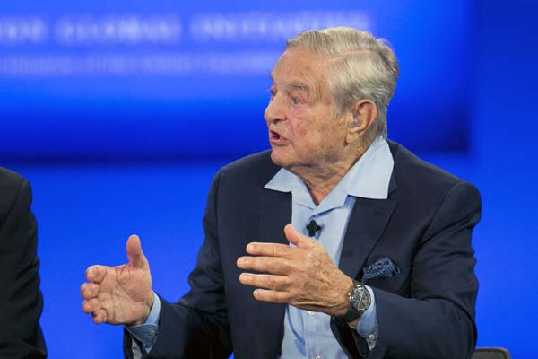 <div class='meta'><div class='origin-logo' data-origin='AP'></div><span class='caption-text' data-credit='AP Photo/Mark Lennihan'>No. 19: George Soros is worth $24.9B.</span></div>