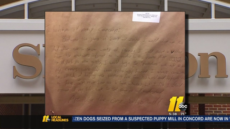 A Contractor Found A Shocking Note On The Back Of A Painting In This