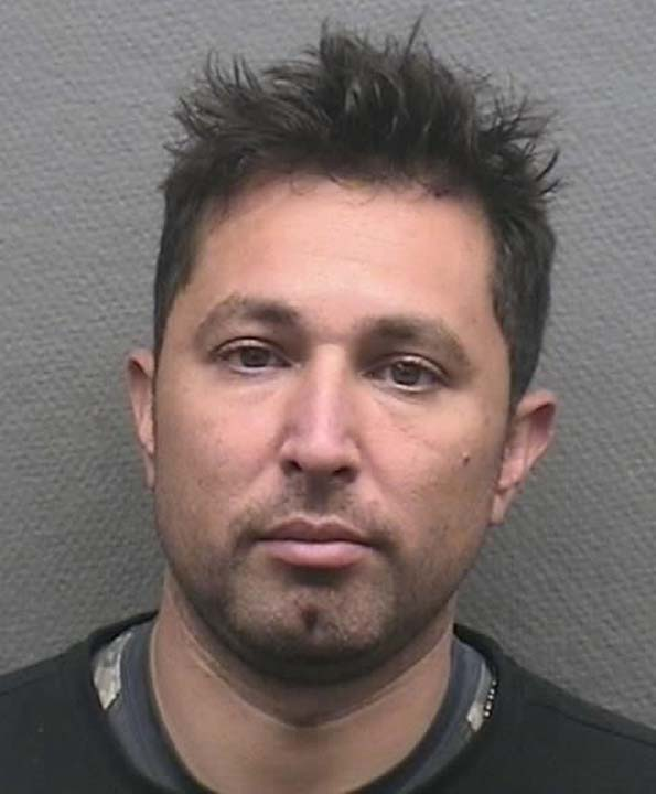 """<div class=""""meta image-caption""""><div class=""""origin-logo origin-image ktrk""""><span>KTRK</span></div><span class=""""caption-text"""">Julian Laurenzo is wanted for allegedly physically assaulting a woman after she refused to ask someone for money for him. (Crime Stoppers of Houston)</span></div>"""