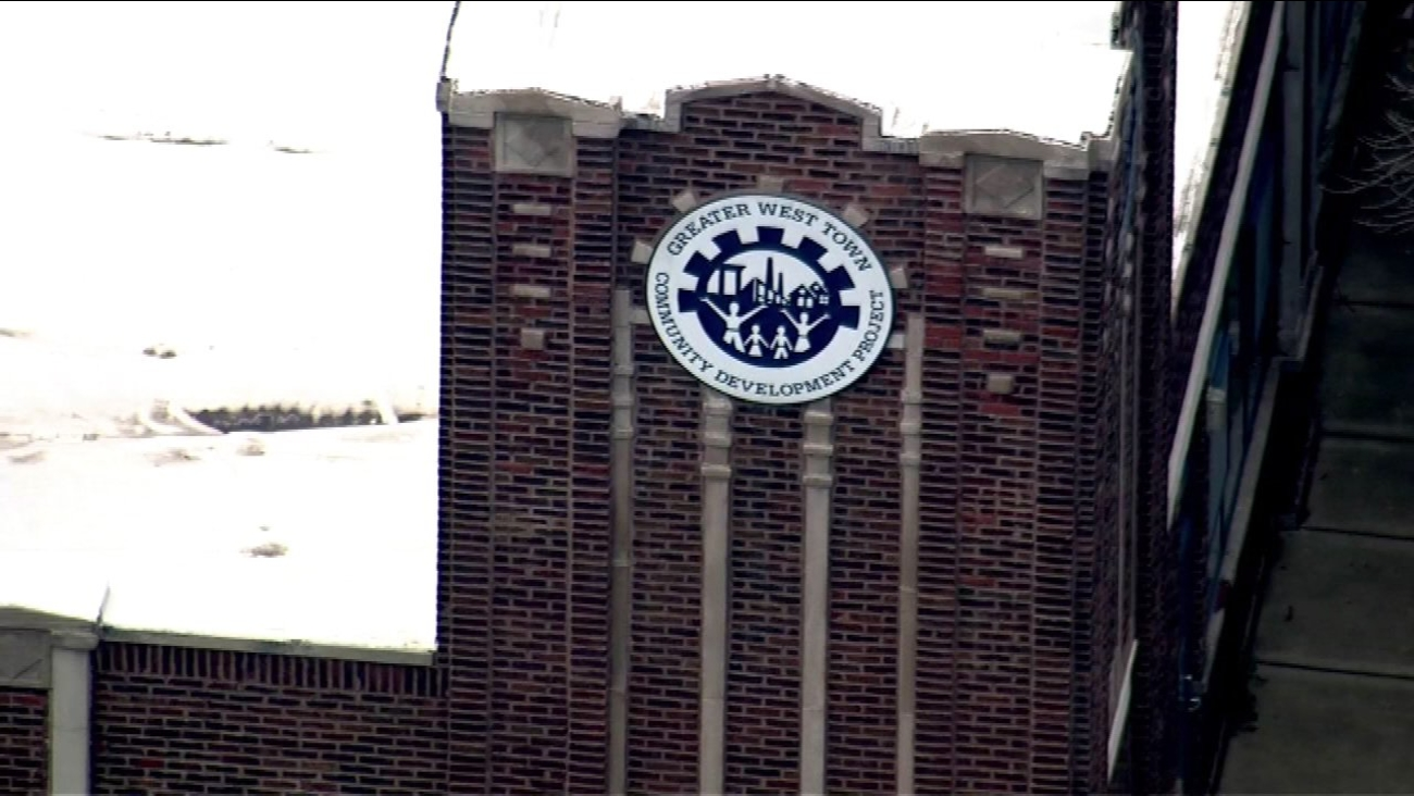 Police have taken a student into custody after finding a gun at a school on Chicago's West Side.