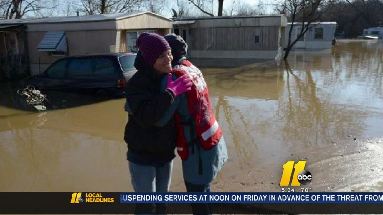 Hurricane Matthew has created many needs across eastern NC.