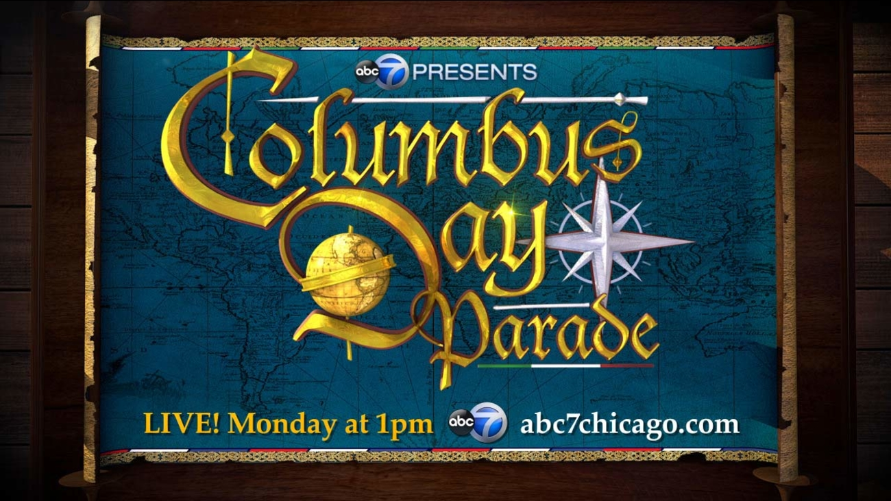 Abc7 Chicago To Feature Live Broadcast Of Columbus Day Parade