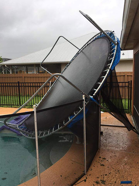 "<div class=""meta image-caption""><div class=""origin-logo origin-image none""><span>none</span></div><span class=""caption-text"">A family in Port St. Lucie, Fla. showed the aftermath of the strong winds of Hurricane Matthew. (Slade Shepard/Facebook)</span></div>"