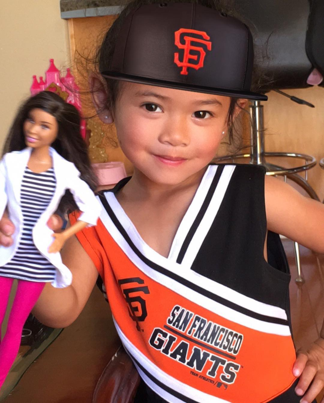 """<div class=""""meta image-caption""""><div class=""""origin-logo origin-image none""""><span>none</span></div><span class=""""caption-text"""">ABC7 viewers are showing off their San Francisco Giants fan pride. Share yours by tagging them #abc7now! (Photo submitted to KGO-TV by @jordanticzon/Instagram)</span></div>"""