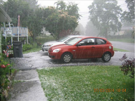 "<div class=""meta image-caption""><div class=""origin-logo origin-image ""><span></span></div><span class=""caption-text"">Torrential downpour with hail in Port Ewen, NY. (WABC Photo/ WABC)</span></div>"