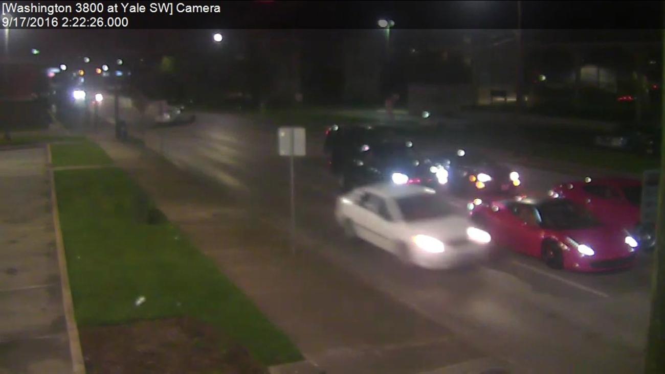 Crimestoppers - Washington Avenue auto ped