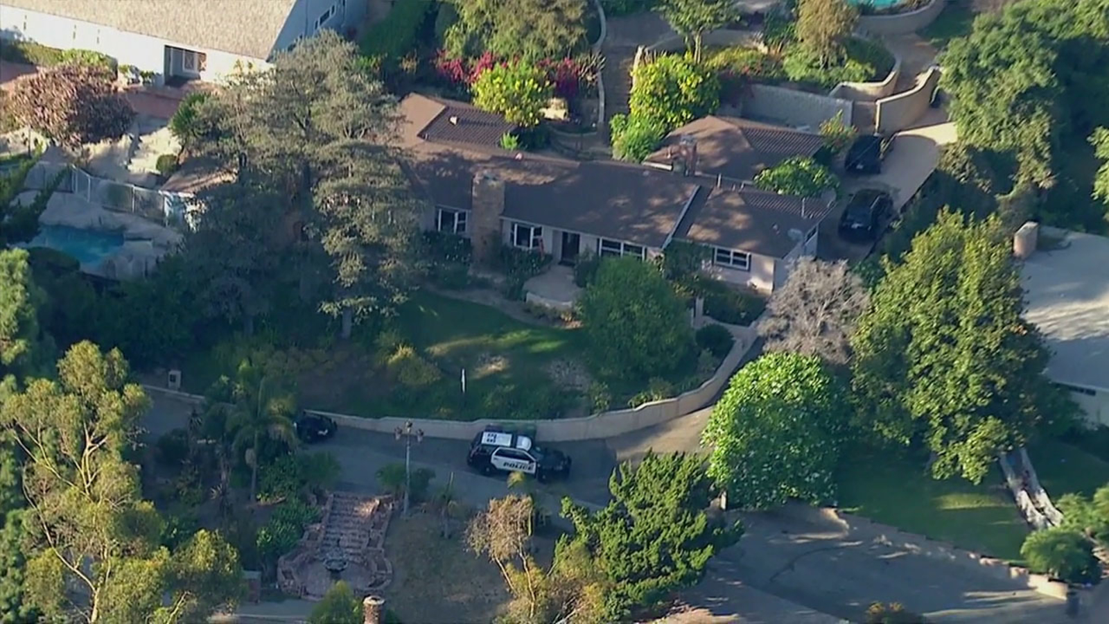 LAPD employee found shot to death in Whittier home