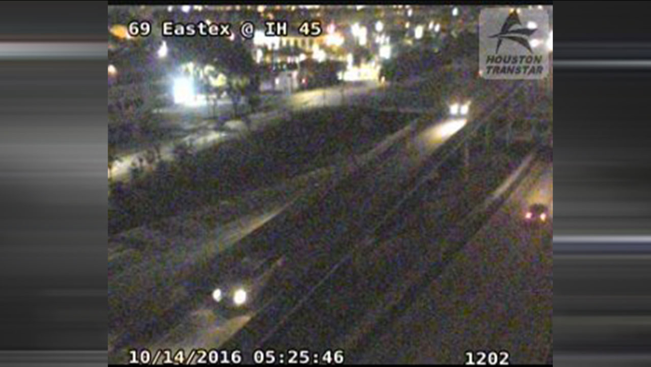 Eastex Freeway accident