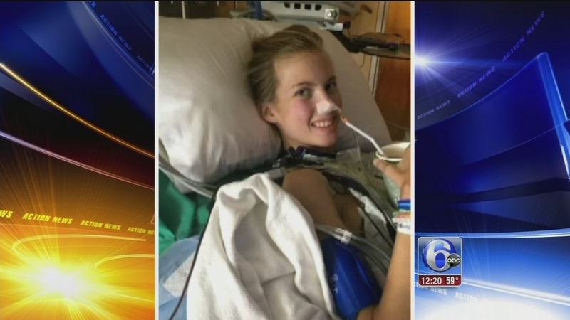 Teen Battling Ovarian Cancer Could Be Youngest In Us 6abc Philadelphia