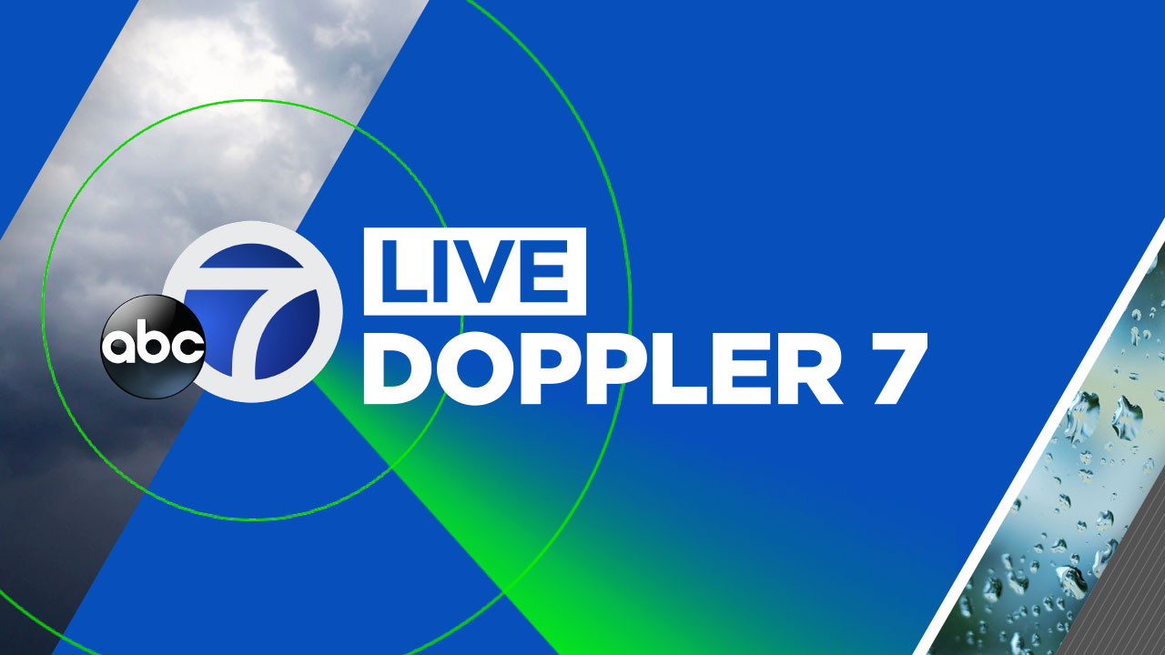 Track The Weather On Live Doppler 7