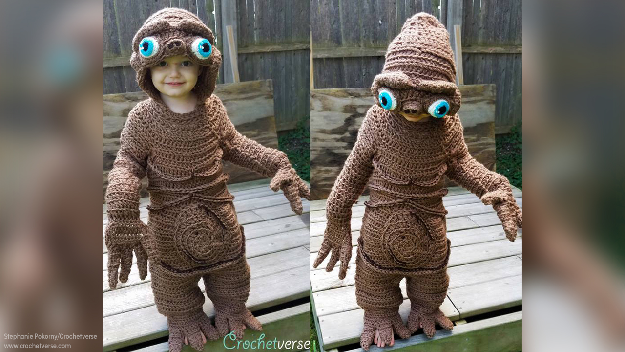 Image of E.T. Halloween costume