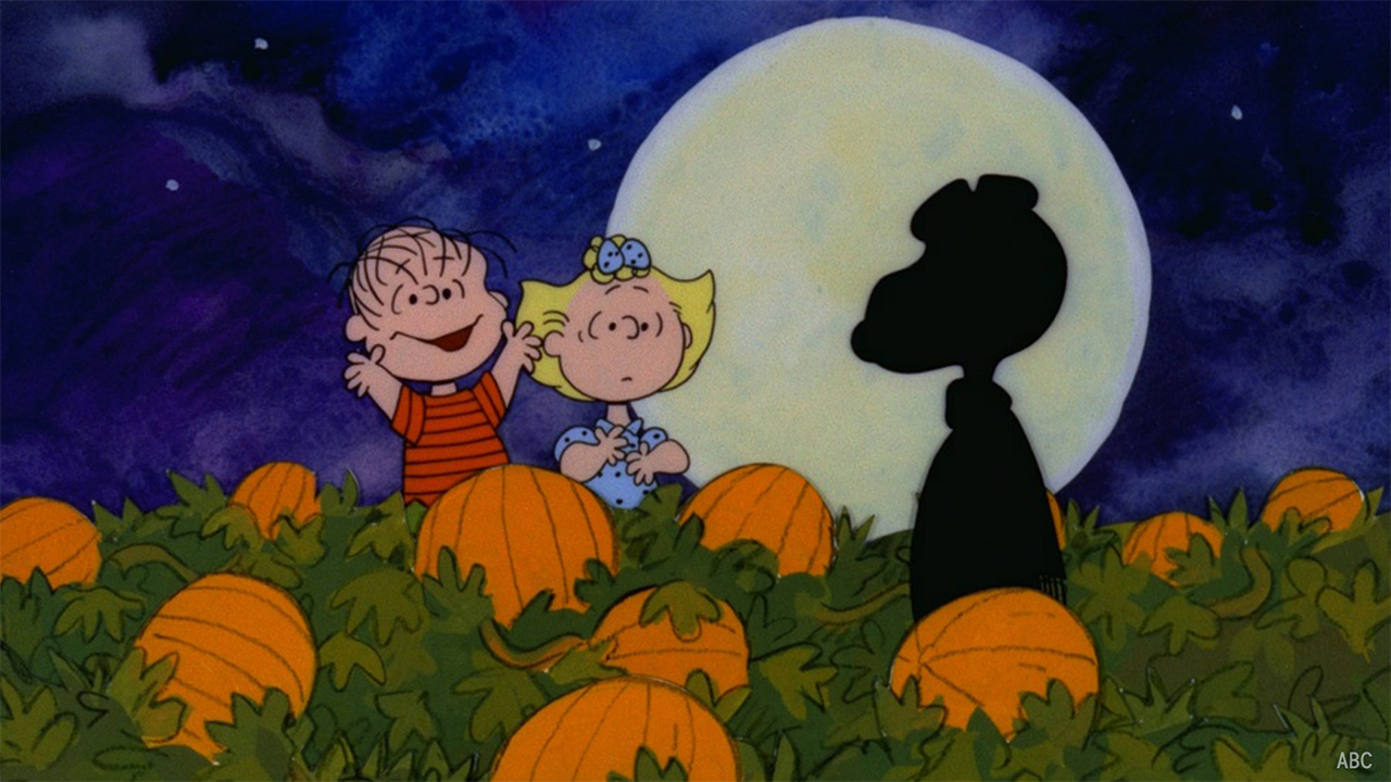 "Image from ""It's The Great Pumpkin, Charlie Brown"" on ABC"