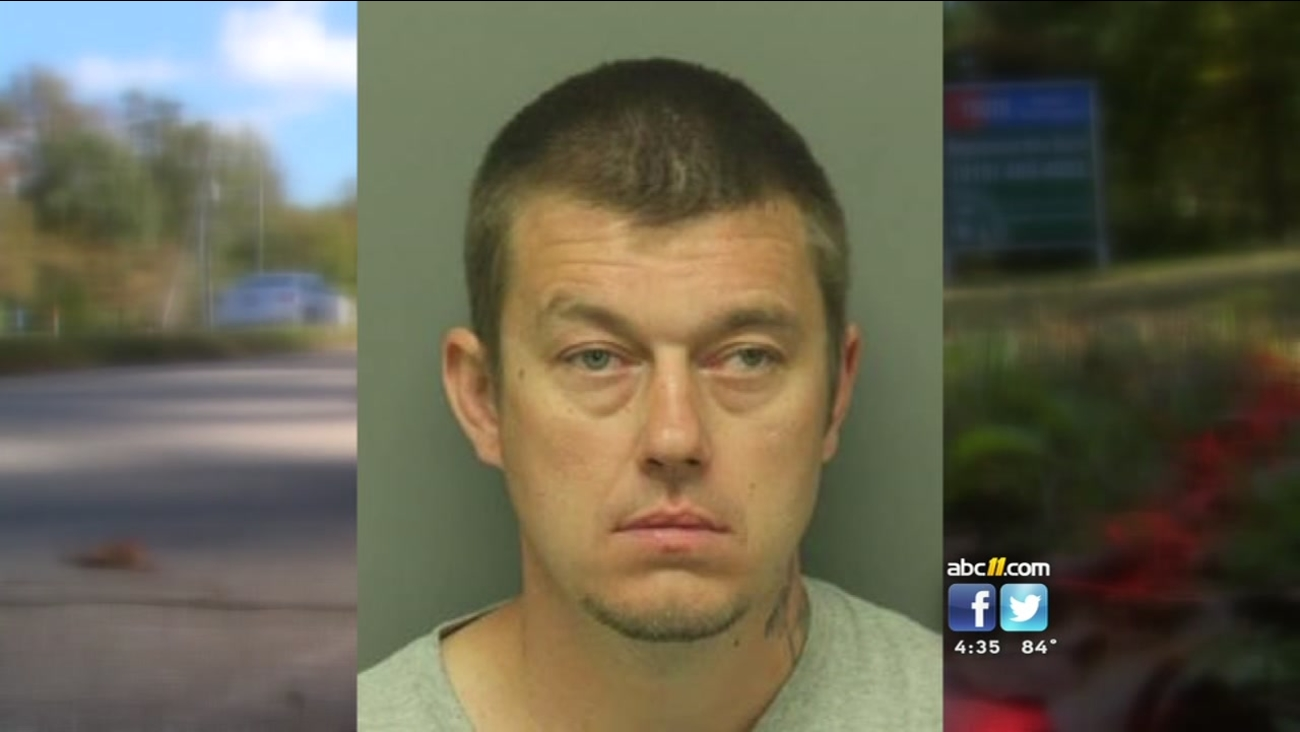 Man arrested for hit-and-run with cyclists