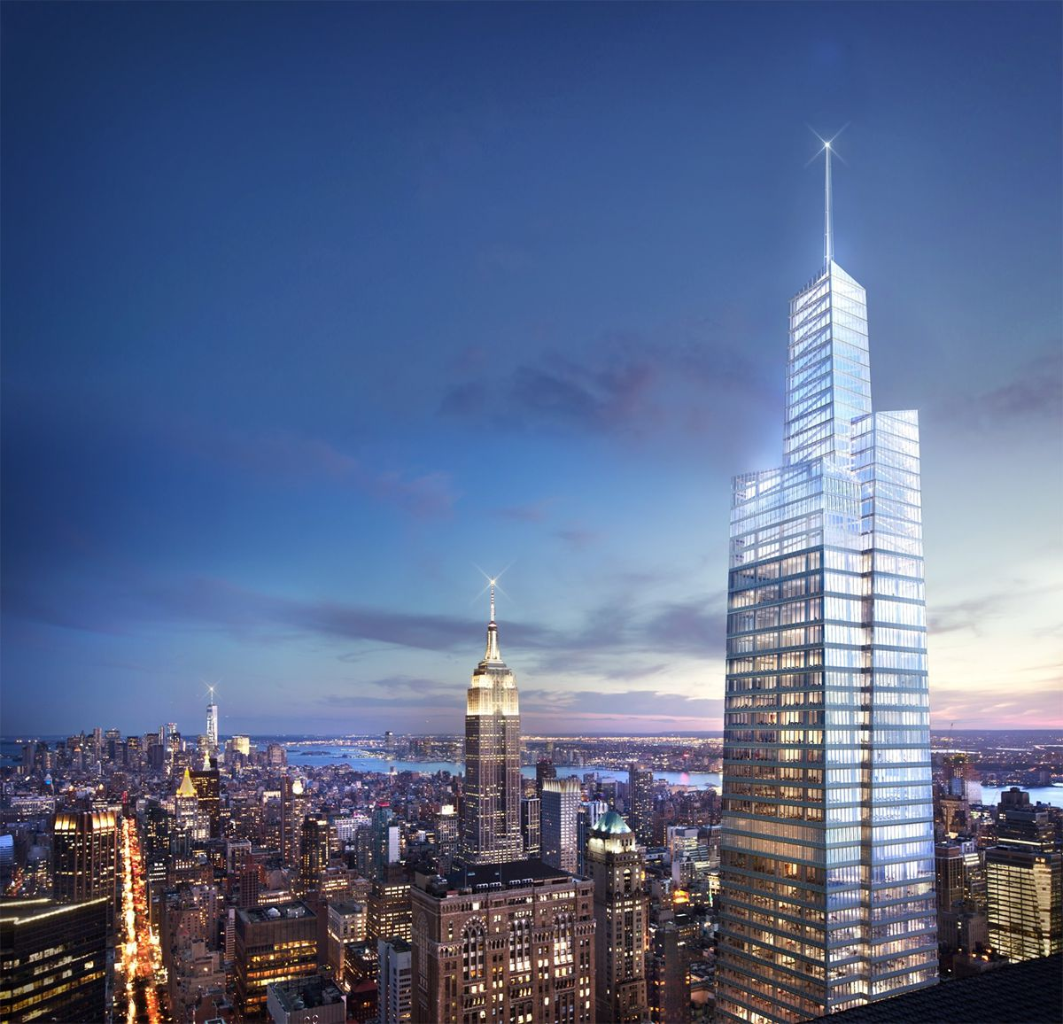 "<div class=""meta image-caption""><div class=""origin-logo origin-image none""><span>none</span></div><span class=""caption-text"">Renderings show a new all-glass, high-rise office building that will be situated next to Grand Central Terminal in Midtown East in New York City.</span></div>"