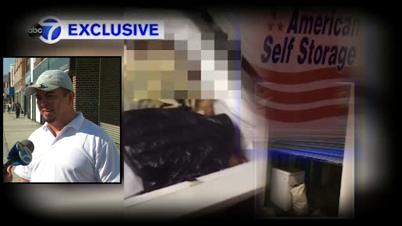 Exclusive: Man Talks About Finding 40 Dead Cats Inside Long Island City,  Queens, Storage Unit | Abc7ny.com