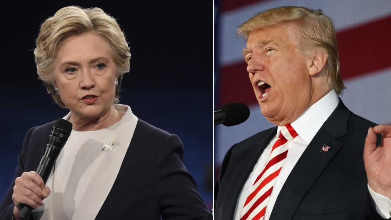 Donald Trump and Hillary Clinton will participate in their final presidential debate on Wednesday, Oct. 19, 2016 in Las Vegas, Nevada.