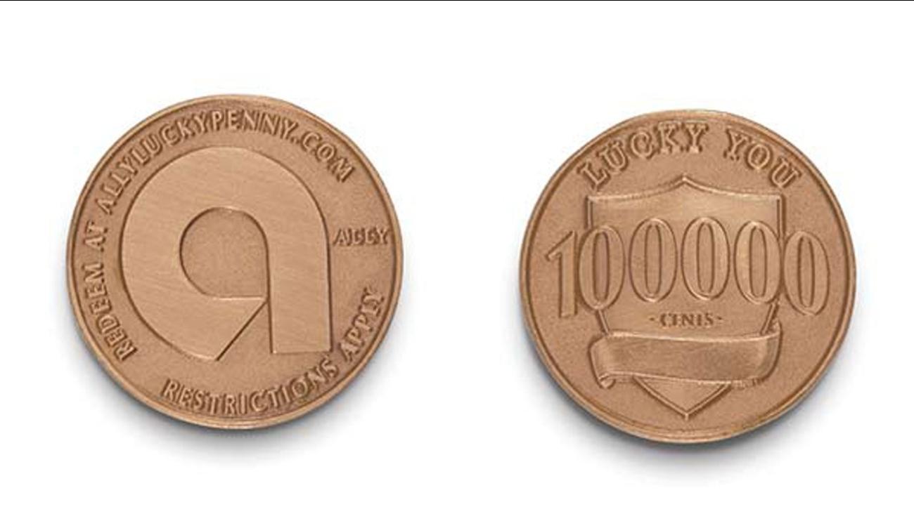 ally lucky penny