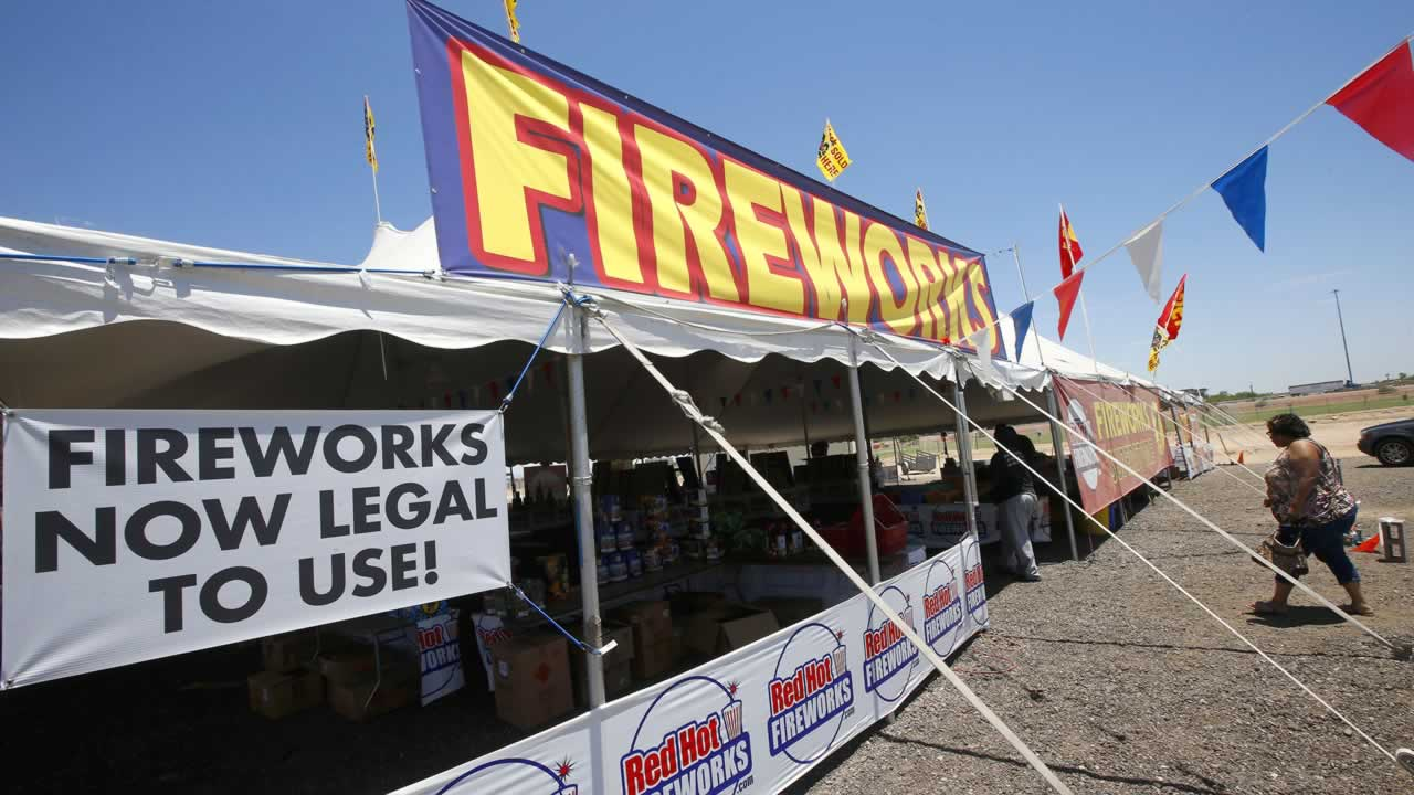 Here Are the Fireworks Laws by Each State | abc7ny com