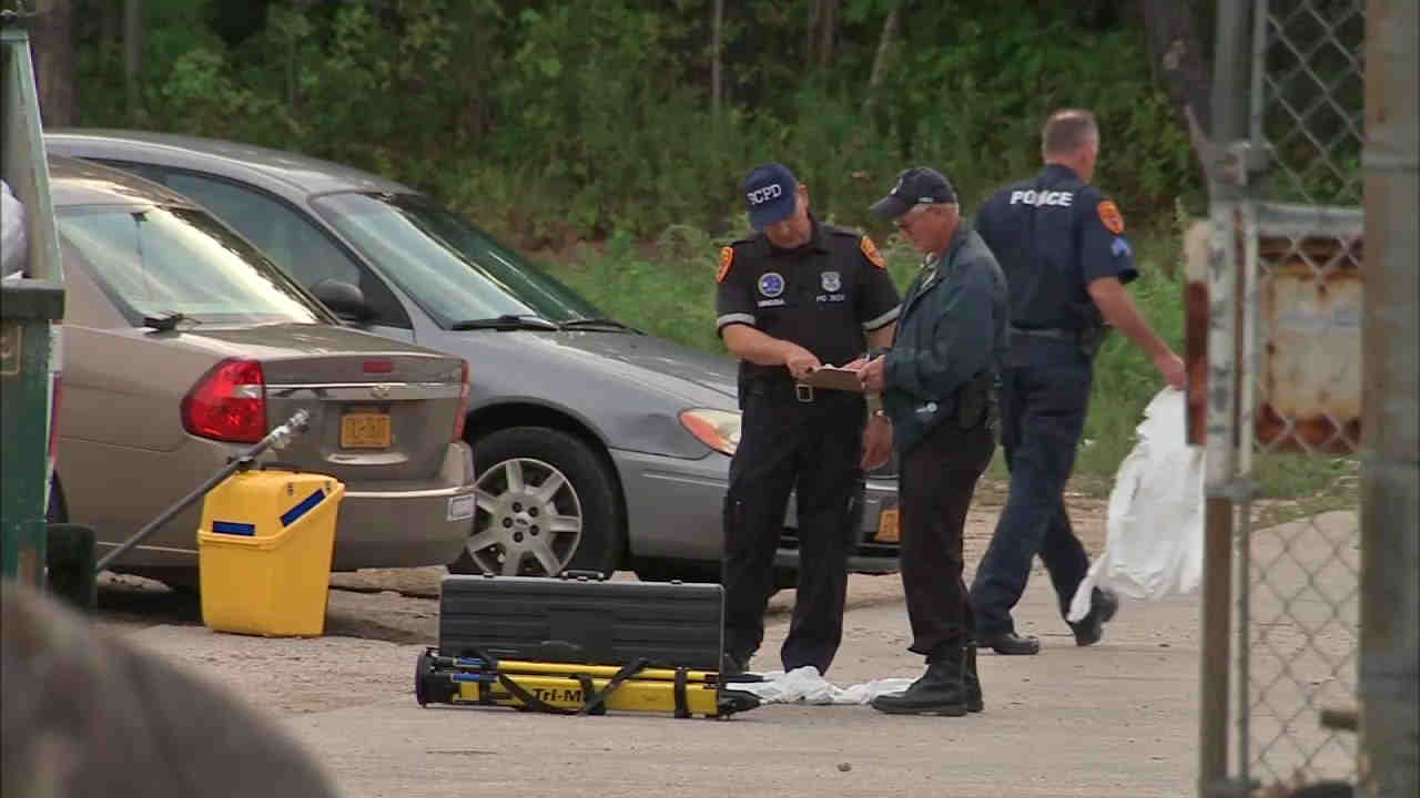 Long Island Police Arrest 35 Suspected Members Of Gang  Abc7Nycom-8419