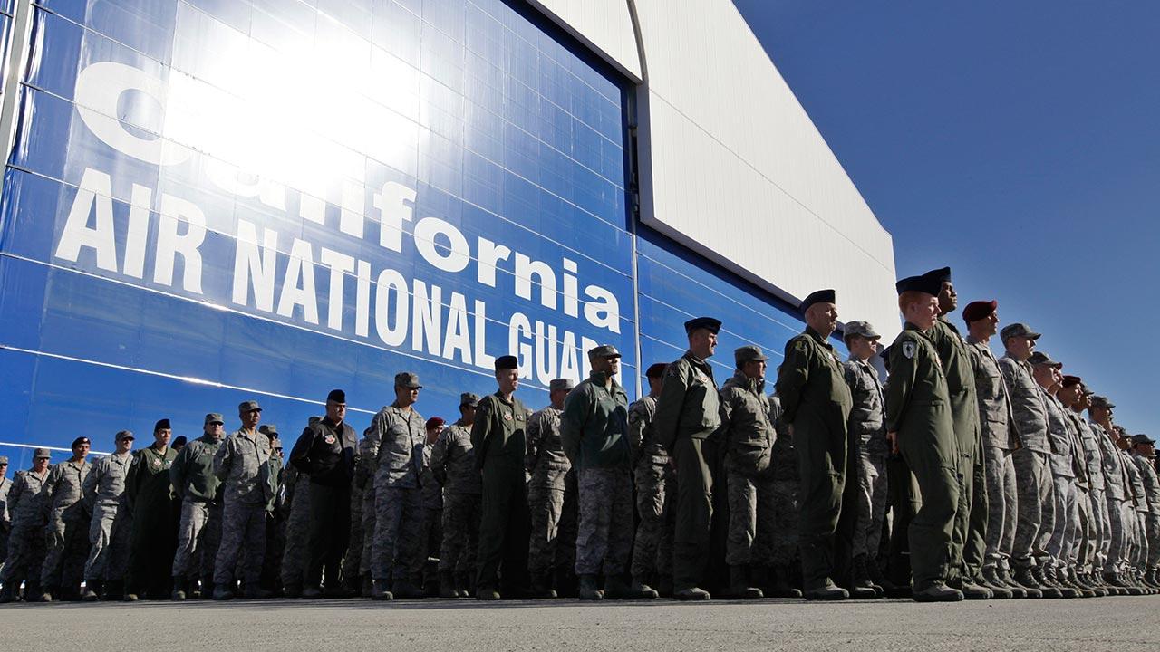 FILE: California Army National Guard