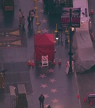 <div class='meta'><div class='origin-logo' data-origin='none'></div><span class='caption-text' data-credit='KABC-TV'>This photo of Donald Trump's smashed Hollywood Walk of Fame star was taken on Wednesday, Oct. 26 in Hollywood, Calif.</span></div>