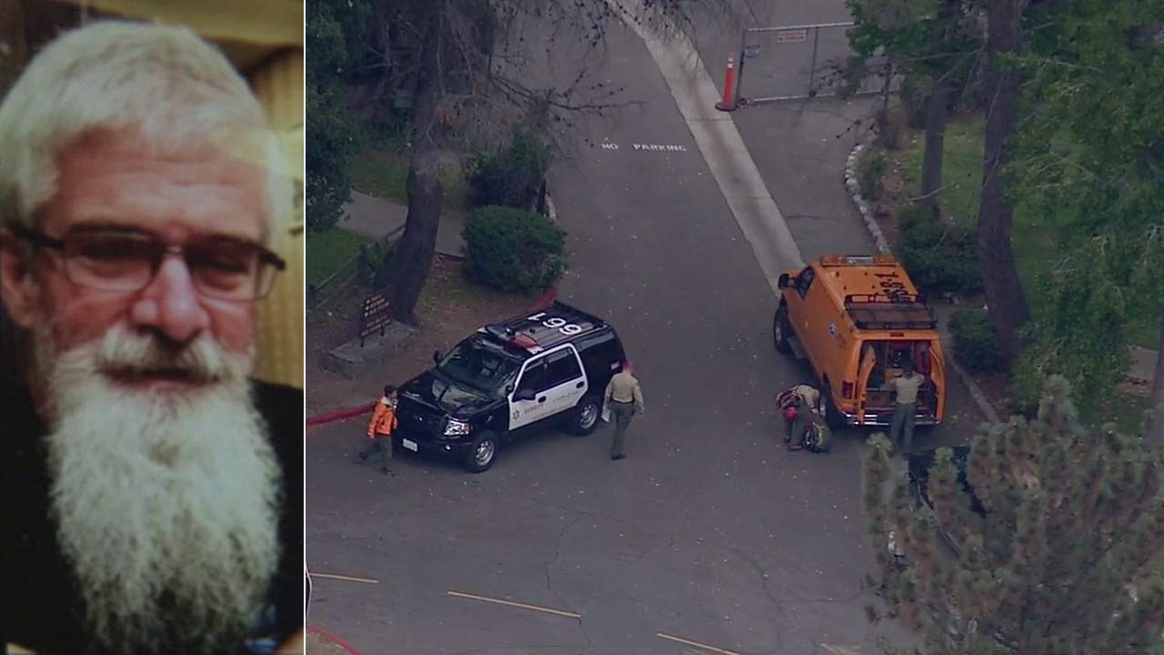John King, 63, was reported missing after going for a hike in the Chantry Flat area in Angeles National Forest.