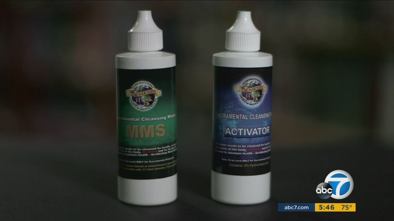 Fringe Church Founder On Mms Its No Cure Abc News >> Group Of Socal Parents Secretly Try To Cure Kids With Autism Using