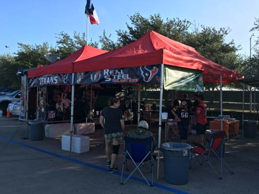 Top Texans tailgates you wish you were invited to & Top 10 Texans tailgates you wish you were invited to | abc13.com