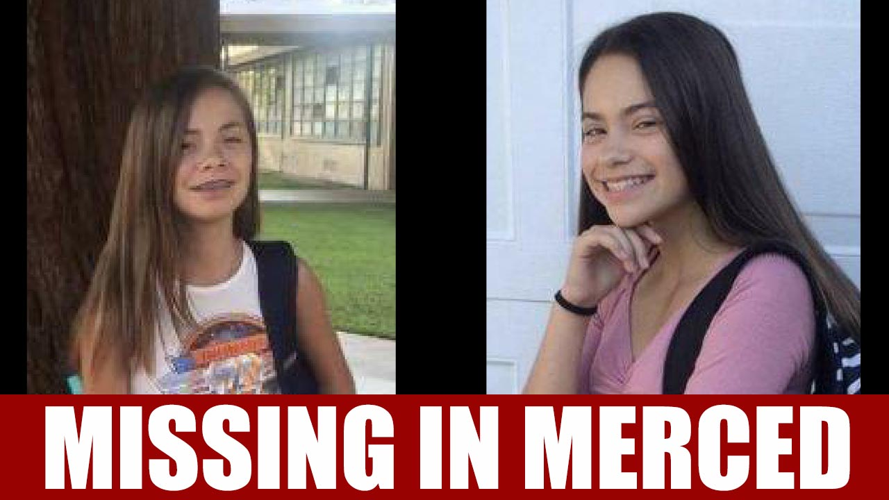 Liza Martinez, 11, and Andrea Martinez, 12