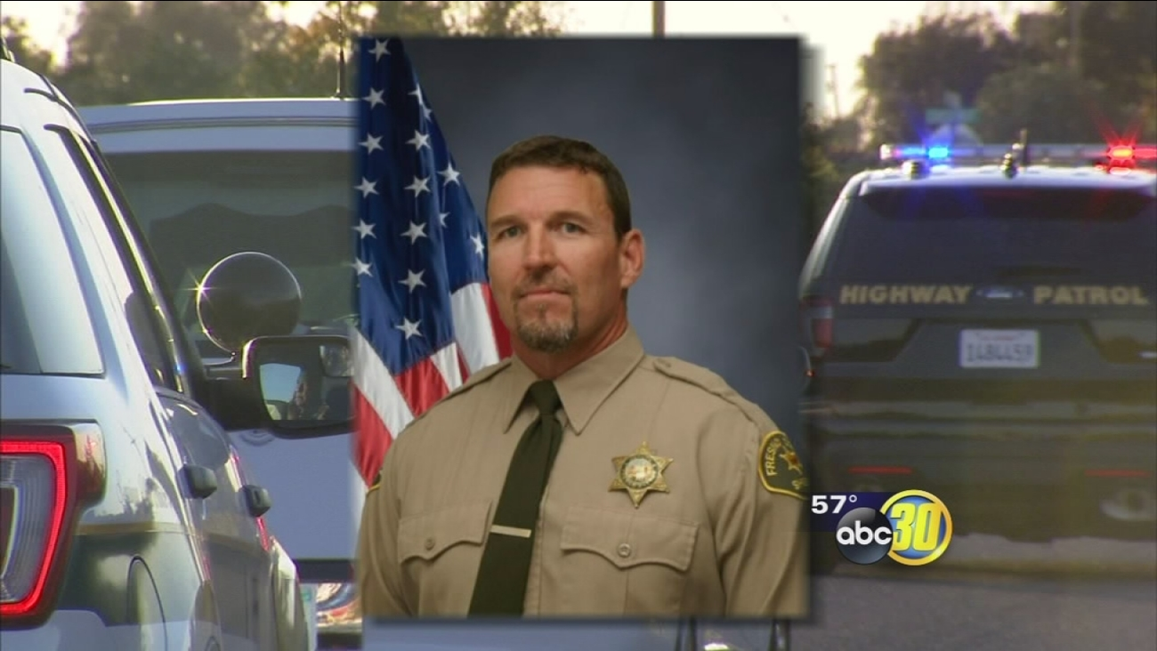 Fresno County Sheriff's deputy identified killed in accidental shooting