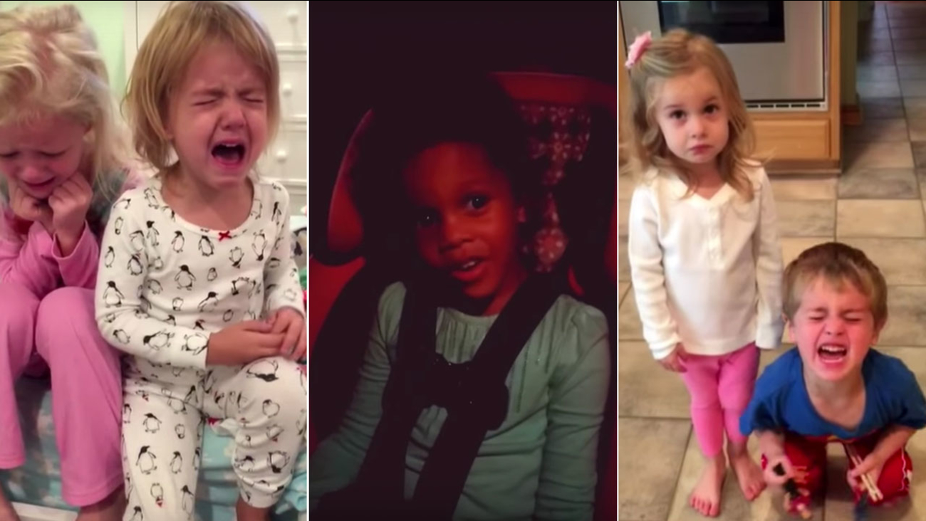 Watch kids\' hilarious, tearful reactions to Kimmel\'s sixth annual ...