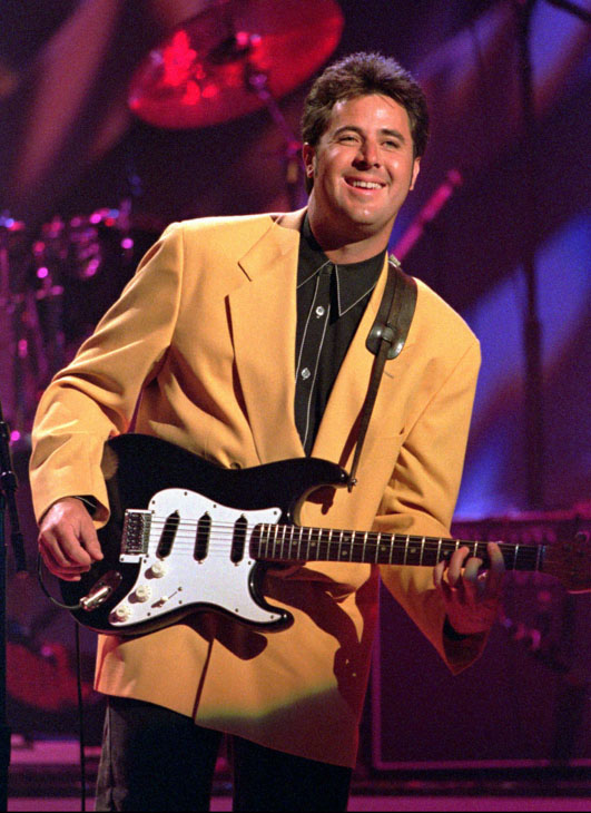 "<div class=""meta image-caption""><div class=""origin-logo origin-image none""><span>none</span></div><span class=""caption-text"">At the 1994 Country Music Association Awards show, Vince Gill cleaned up by taking home both the entertainer of the year and the male vocalist of the year awards. (Mark Humphrey/AP Photo)</span></div>"