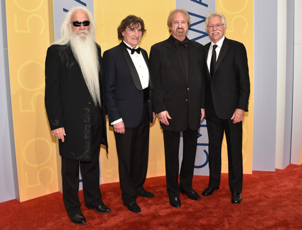 "<div class=""meta image-caption""><div class=""origin-logo origin-image none""><span>none</span></div><span class=""caption-text"">The Oak Ridge Boys arrives at the 50th annual CMA Awards at the Bridgestone Arena on Wednesday, Nov. 2, 2016, in Nashville, Tenn. (Evan Agostini/Invision/AP)</span></div>"