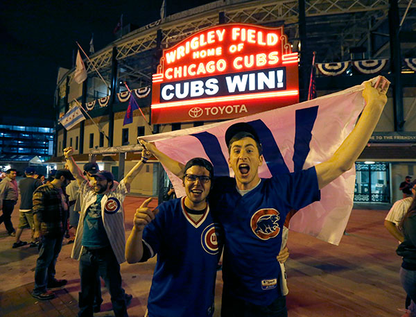 "<div class=""meta image-caption""><div class=""origin-logo origin-image none""><span>none</span></div><span class=""caption-text"">The Cubs are scheduled to face the Indians in the decisive Game 7. (AP Photo/Charles Rex Arbogast)</span></div>"