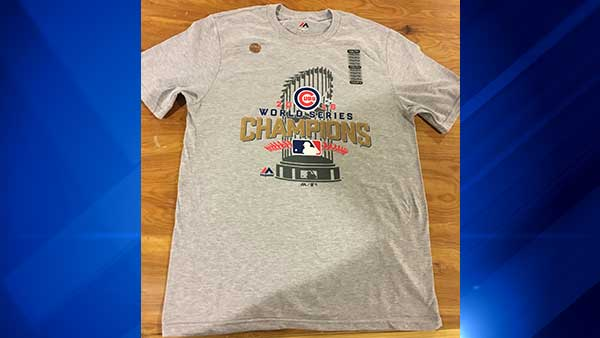 5444d7a25 Chicago Cubs 2016 World Series championship gear flying off shelves ...