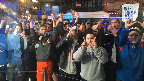 "<div class=""meta image-caption""><div class=""origin-logo origin-image none""><span>none</span></div><span class=""caption-text"">Fans gathering outside ABC7's State Street studio.</span></div>"