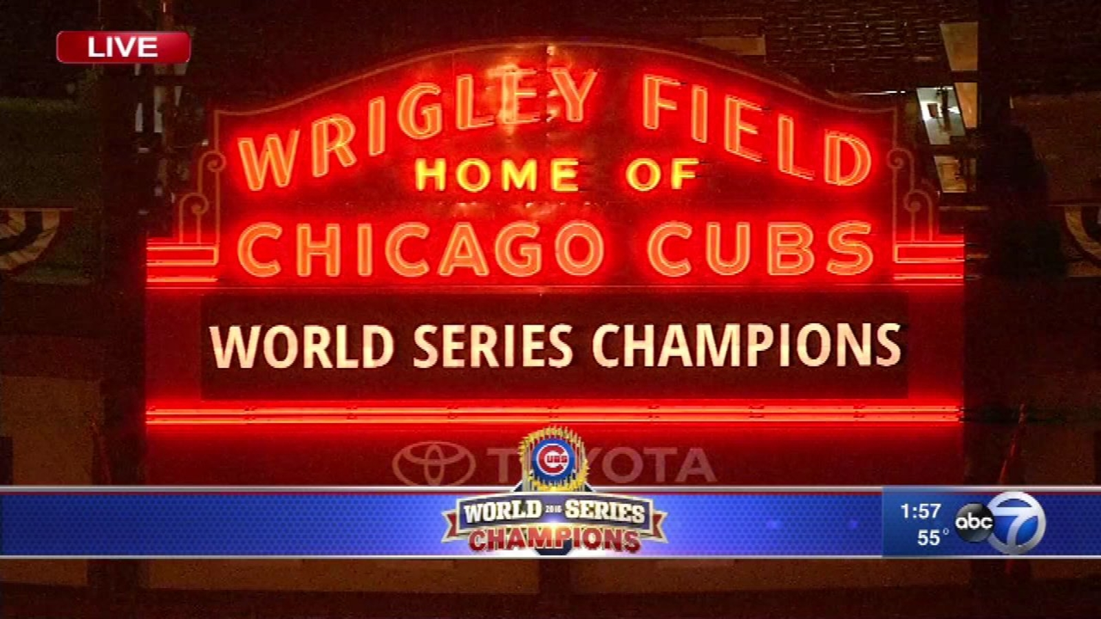 7b7c3b86971 World Series 2016  Chicago Cubs beat Cleveland Indians in Game 7 ...