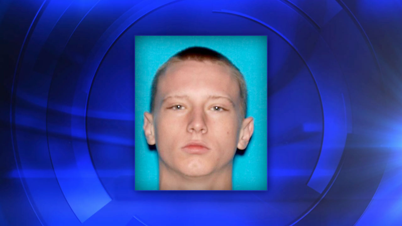 Person of interest: 24-year-old Allen Ray Horsley of Goshen
