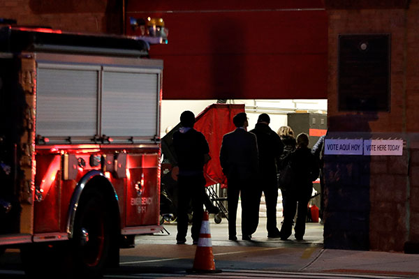 "<div class=""meta image-caption""><div class=""origin-logo origin-image none""><span>none</span></div><span class=""caption-text"">People line up to vote at a fire station, Tuesday, Nov. 8, 2016, in Hoboken, N.J. (Julio Cortez/AP Photo)</span></div>"