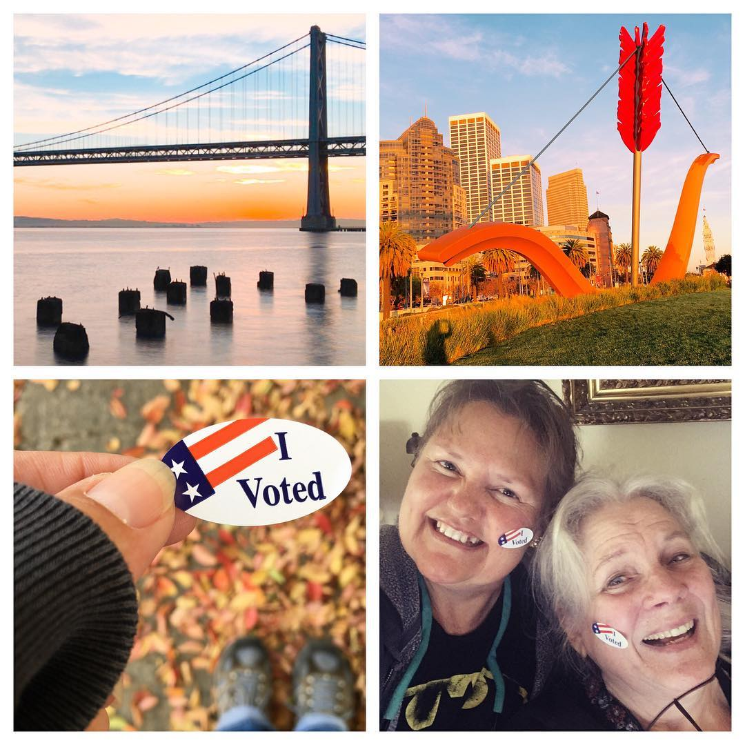 """<div class=""""meta image-caption""""><div class=""""origin-logo origin-image none""""><span>none</span></div><span class=""""caption-text"""">It's Election Day in the Bay Area, and ABC7 News viewers are sending in their photos using #abc7now. (pixelmania/Instagram)</span></div>"""