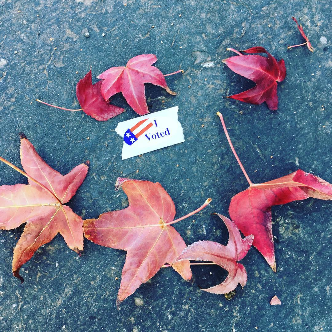 """<div class=""""meta image-caption""""><div class=""""origin-logo origin-image none""""><span>none</span></div><span class=""""caption-text"""">It's Election Day in the Bay Area, and ABC7 News viewers are sending in their photos using #abc7now. (azureemily/Instagram)</span></div>"""