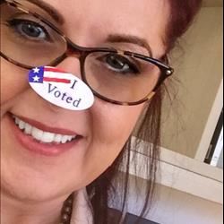 """<div class=""""meta image-caption""""><div class=""""origin-logo origin-image none""""><span>none</span></div><span class=""""caption-text"""">It's Election Day in the Bay Area, and ABC7 News viewers are sending in their photos using #abc7now. (Dawn Salez)</span></div>"""