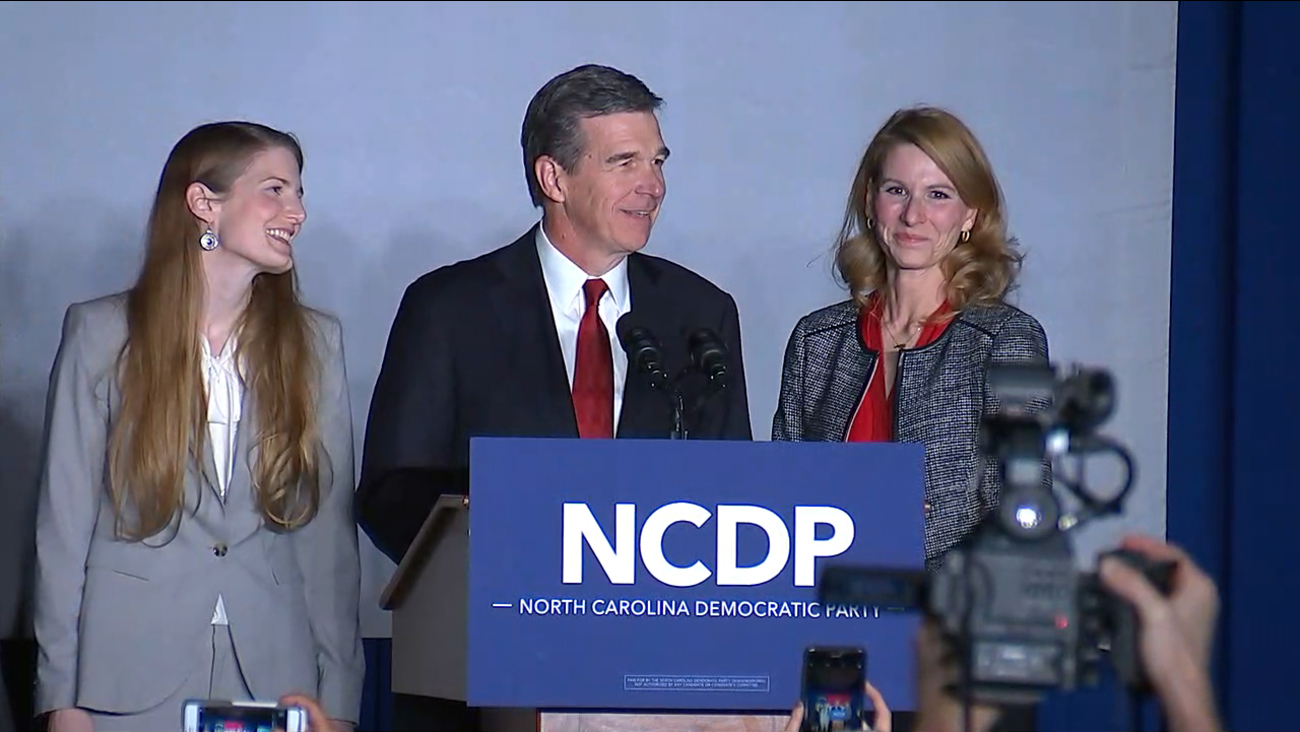 Ropy Cooper claimed victory in an incredibly tight race with Gov. Pat McCrory, but it may not be over yet.