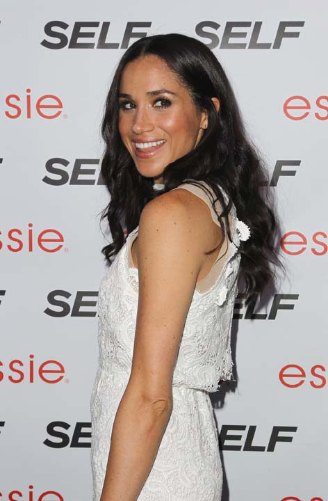 "<div class=""meta image-caption""><div class=""origin-logo origin-image ap""><span>AP</span></div><span class=""caption-text"">Meghan Markle is seen at the Self Rock the Summer, on Tuesday, July, 16, 2013 in New York. (Photo by Donald Traill/Invision/AP) (Donald Traill/Invision/AP)</span></div>"