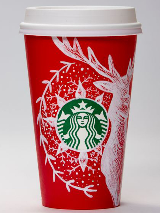 "<div class=""meta image-caption""><div class=""origin-logo origin-image none""><span>none</span></div><span class=""caption-text"">""Woodland Deer,"" designed by Samantha from Broomall, Pennsylvania (Starbucks)</span></div>"